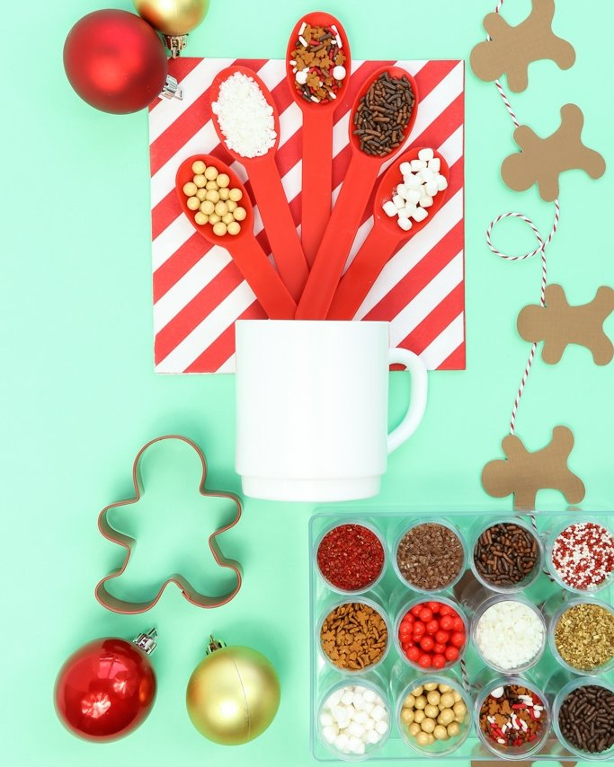 December Sprinkle Mix Kit