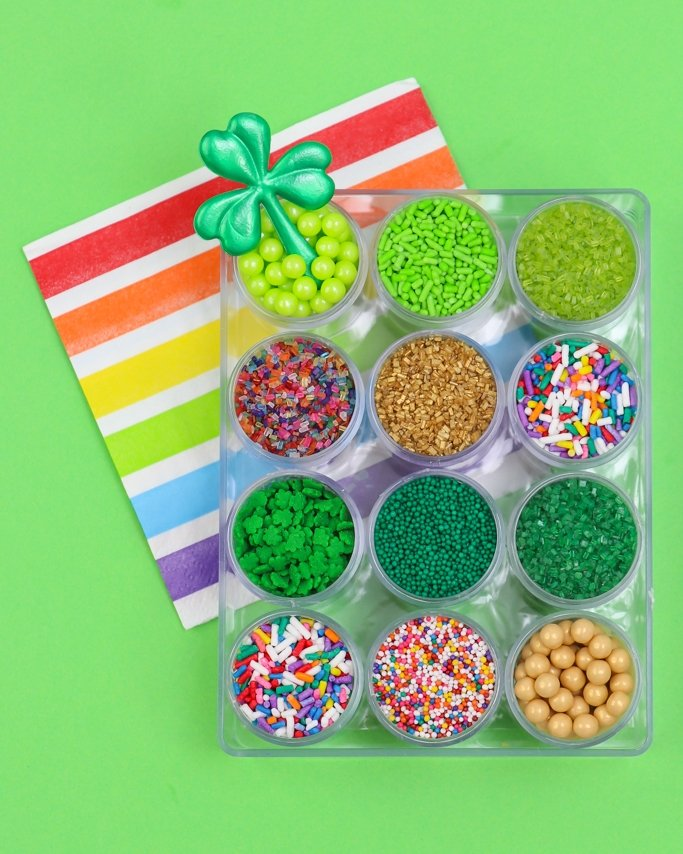 Lucky You February Sprinkle Mix Kit