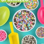 How To Make Your Own Custom Sprinkles Mix