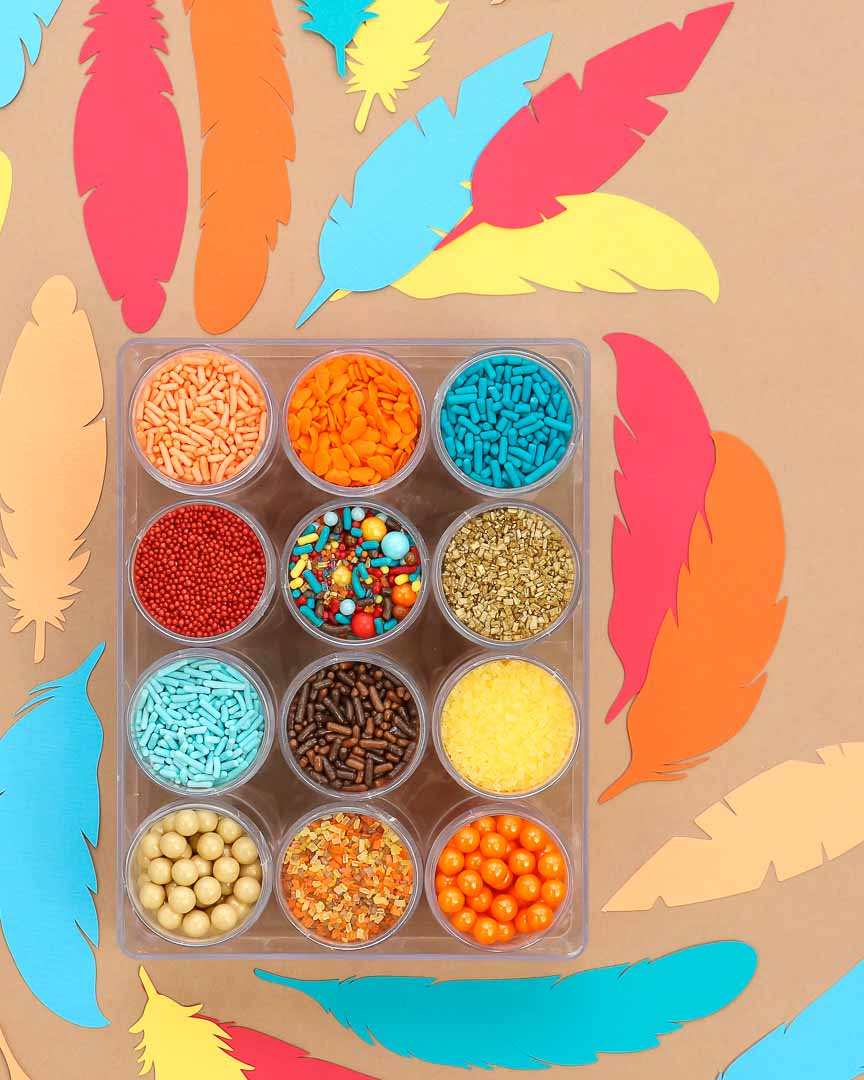 Fall Sprinkle Mix Kit