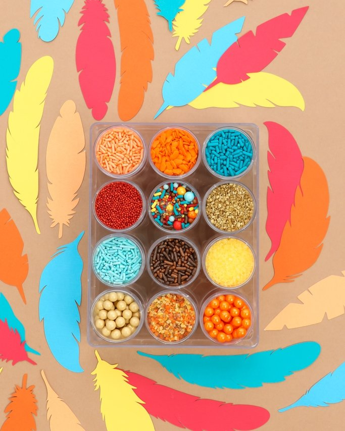 October DIY Sprinkle Mix Kit