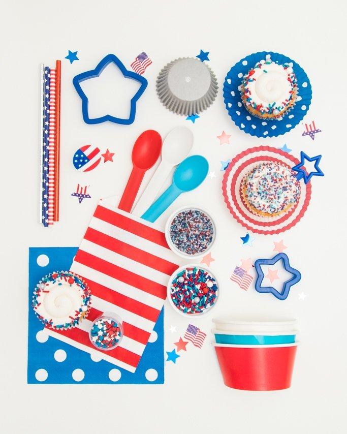 4th of July party ideas and patriotic party supplies